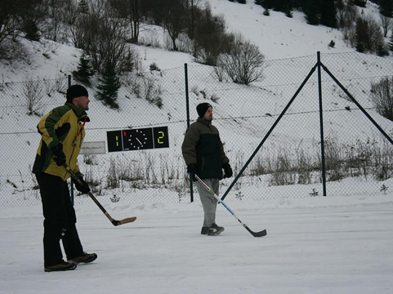 Areál- šport v zime 3