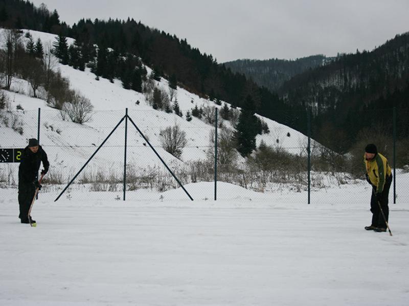 Areál - šport v zime