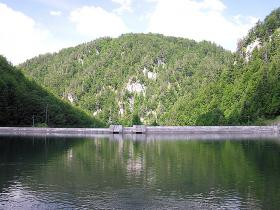 Vodná nádrž Motyčky- rybolov